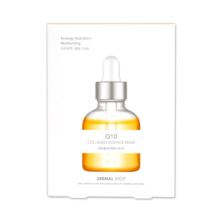 collagen essence mask q10