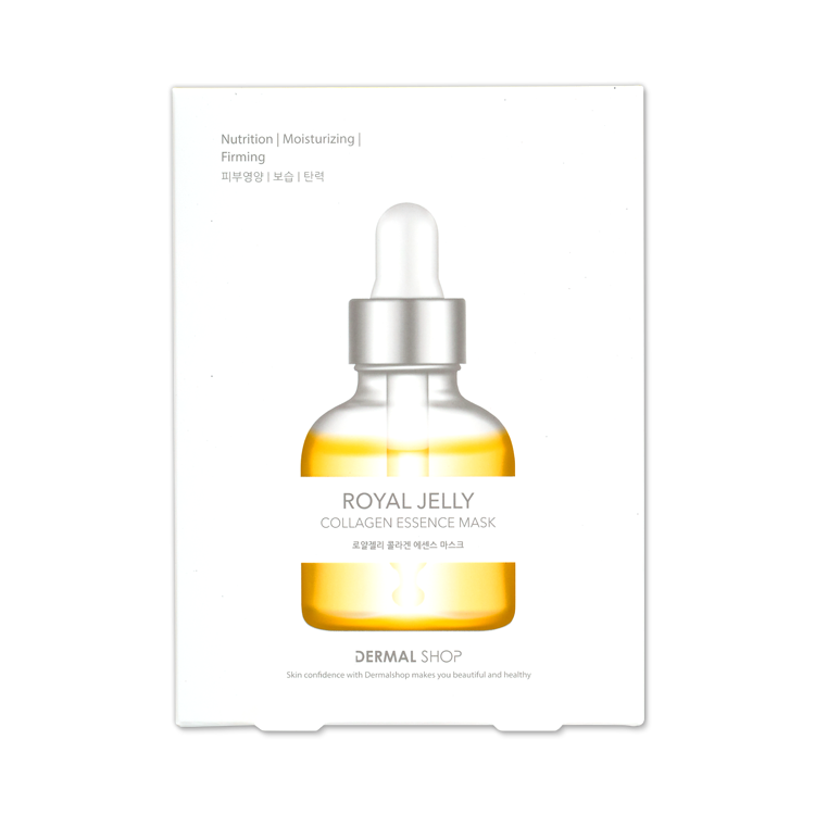 collagen essence mask royaljelly